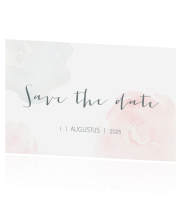 Save the date huisstijl fine romance